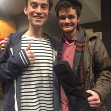 Jacob Collier & Daniele