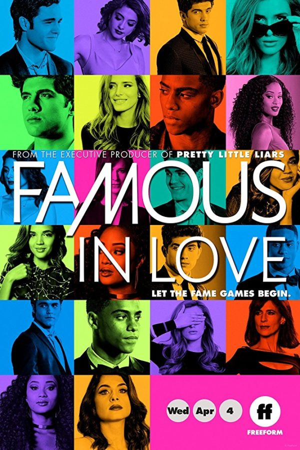 Famous In Love – Cover