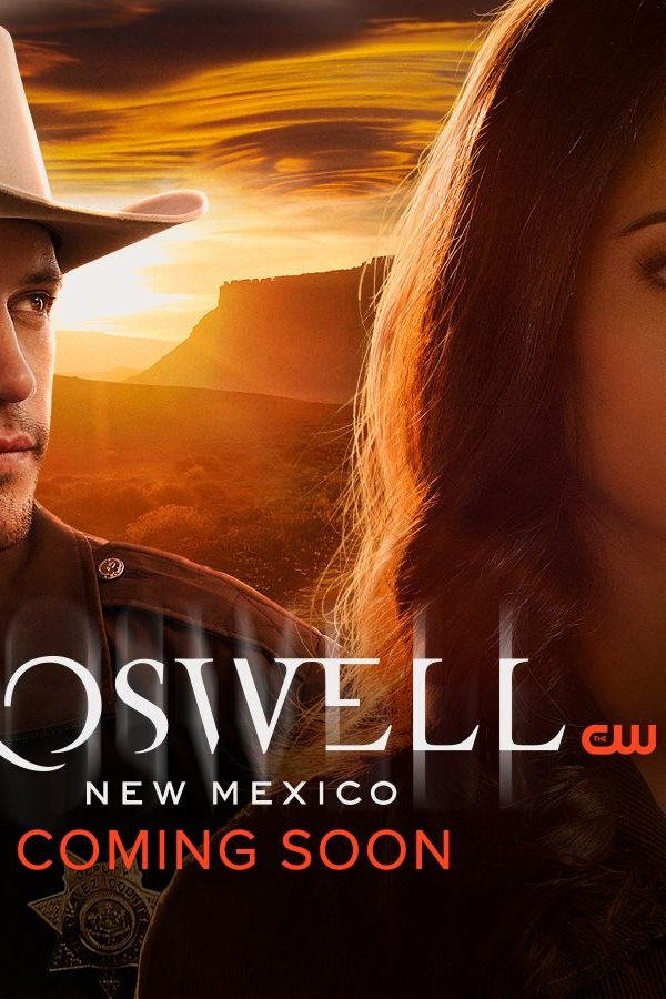Roswell, New Mexico – Cover