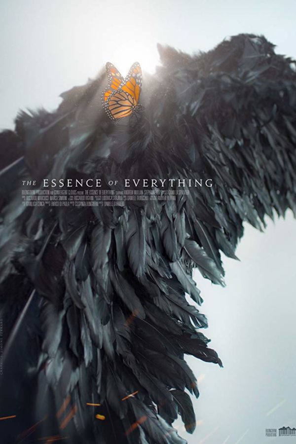 The Essence of Everything – Cover