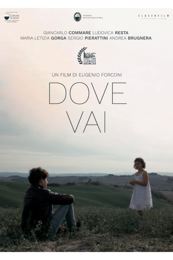 Dove Vai Cover